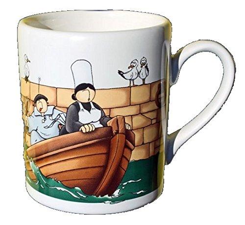 Faiencerie De Pornic - Mug Mam Boat