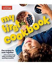 My First Cookbook (America's Test Kitchen Kids)