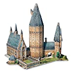 Puzzle 3D Castello Hogwarts OGWARTS Sala Grande | 850pz