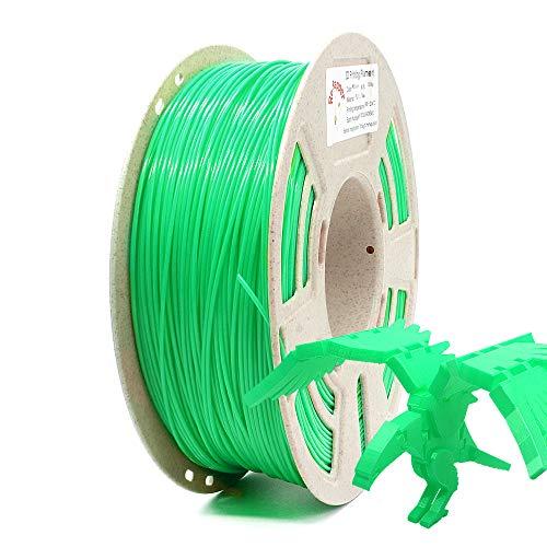 RepRapper 1kg グリーン PLA 3Dプリンターフィラメント 1.75mm + ノズル洗浄針