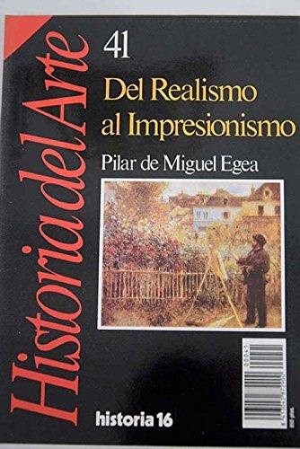 Del Realismo al Impresionismo