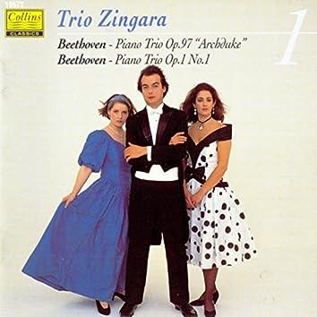 "Beethoven: Piano Trios No.1 & No.7 ""Archduke"""