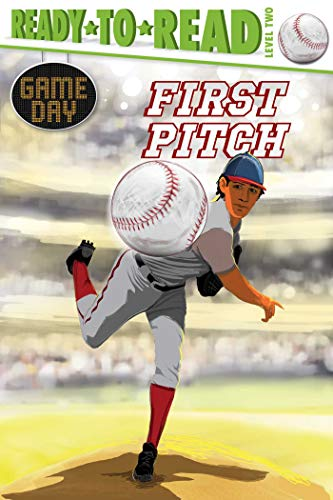 First Pitch: Ready-to-Read Level 2 (Game Day) (English Edition)
