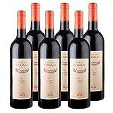 GRAND VIN DE REIGNAC - CHATEAU DE REIGNAC - Millésime 2018 - LOT de 6 bouteilles de 75cl - vin rouge - AOC Bordeaux Supérieur