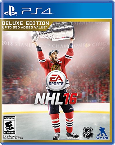 Electronic Arts NHL 16 Deluxe PS4