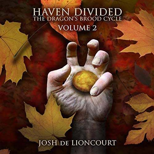 Haven Divided  audiobook cover art