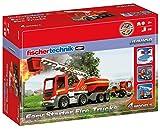 fischertechnik Easy Starter Fire Trucks - Feuerwehr Spielzeug ab 3 Jahren - das Lieblingsthema...