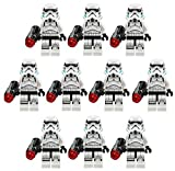 Pingan84 10 New Lego Stormtrooper MINIFIG LOT 75078 Imperial Troop Transport