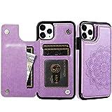 XYAL00020012 Xingyue Aile Covers y Fundas para iPhone MI-NI 12 SE 2020, Flor de Lujo Cartera de Cuero Caso del iPhone para 11 Pro XS MAX XR X 6 6s 7 8 Plus 5 5s Cubierta del teléfono