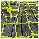 XXN Decksnetz für Die Sicherheit Von Kindern,Balkontreppe Gartenzaun Netze Fitness Schaukel Leiter Baumhaus Kletternetz Hochleistungsklettern für Kinder Net PKW LKW Deck Ladung Festnetz