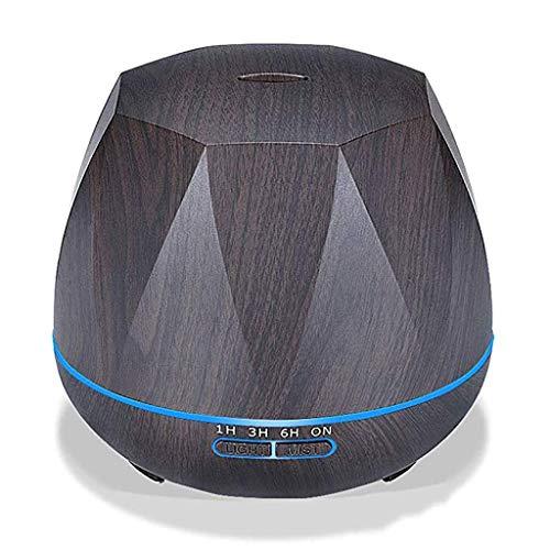 240ml Kaltnebel Luftbefeuchter, Silent Essential Oil Diffusor USB Aroma Diffusor kann bis zu 8 Stunden Sein, geeignet für Zuhause, Büro, Schlafzimmer, Auto (größe : L)