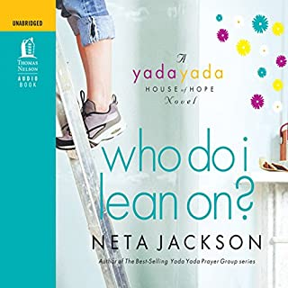 Who Do I Lean On?                   By:                                                                                                                                 Neta Jackson                               Narrated by:                                                                                                                                 Martha Manning                      Length: 10 hrs and 36 mins     76 ratings     Overall 4.7