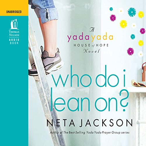 Who Do I Lean On? audiobook cover art