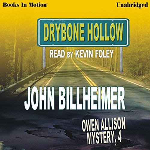 Drybone Hollow cover art