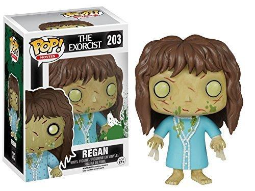 Funko Pop Movie The Exorcist Regan 3 3/4 Inch Action Figure Dolls Toys by Pop Marvel