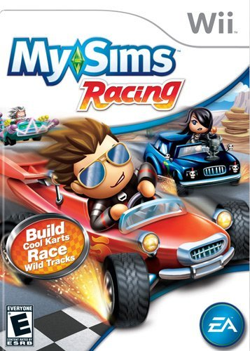MySims Racing - Nintendo Wii by Electronic Arts