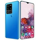 WYXR S30U Plus Smartphone (6.8 Zoll) 64GB interner Speicher, 4GB RAM, Dual SIM - Deutsche Version,Blau