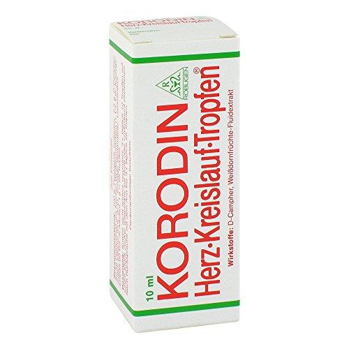 Korodin Herz-Kreislauf 10 ml Tropfen