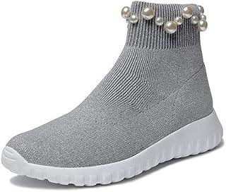 BalaMasa Womens Nubuck Warm Lining Platform Leather Boots ABM13256