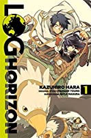 Log Horizon, Vol. 1 (manga) (Log Horizon Manga, 1)