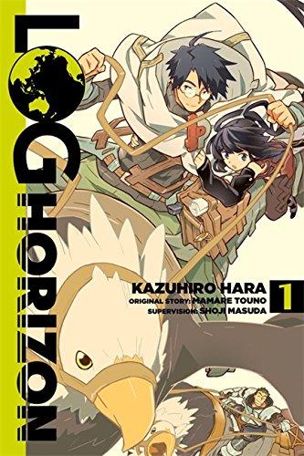 Log Horizon, Vol. 1 (manga)