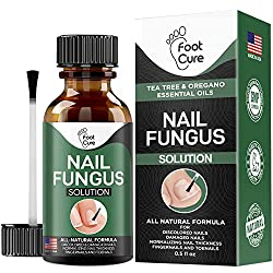 commercial Ultimate Nail Fungus Treatment-Made in USA, Best Nail Repair Kit, Stop Fungal Growth, … nail fungus cure