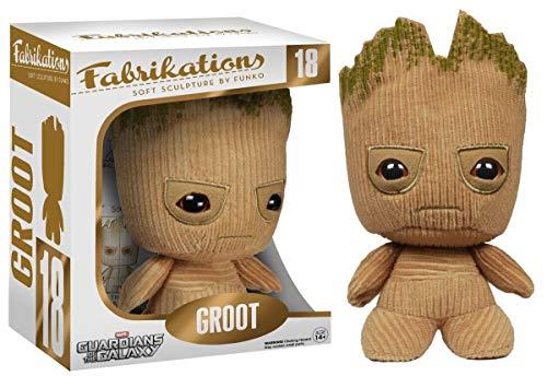 Desconocido Guardianes de la Galaxia: Groot Fabrikations Felpa Figura de acción de Funko - Peluche Groot Marvel