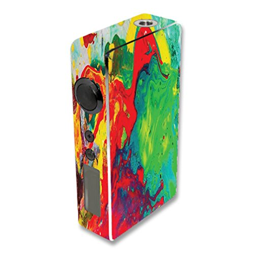 Decal Sticker Skin WRAP Abstract Painting Art for Sigelei 150W