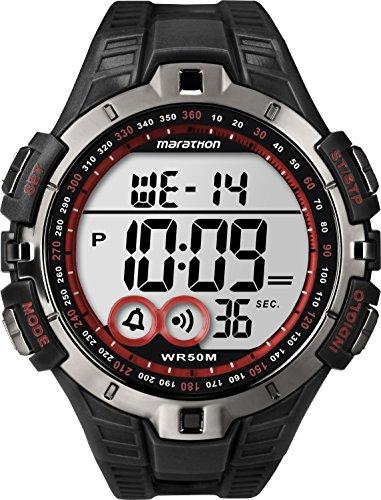 Timex Marathon T5K423 - Reloj Digital de Cuarzo para Hombres