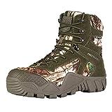 FREE SOLDIER Outdoor Men's Waterproof Tactical Military Boots Suede...