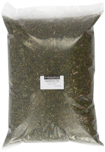 JustIngredients Pfefferminze, Peppermint, 1er Pack (1 x 1 kg)