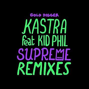 Supreme (Remixes)