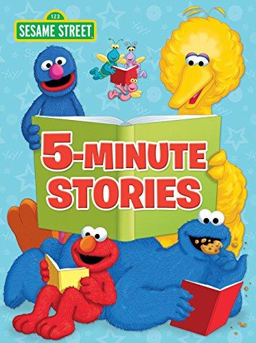 Sesame Street 5-Minute Stories (Sesame Street)