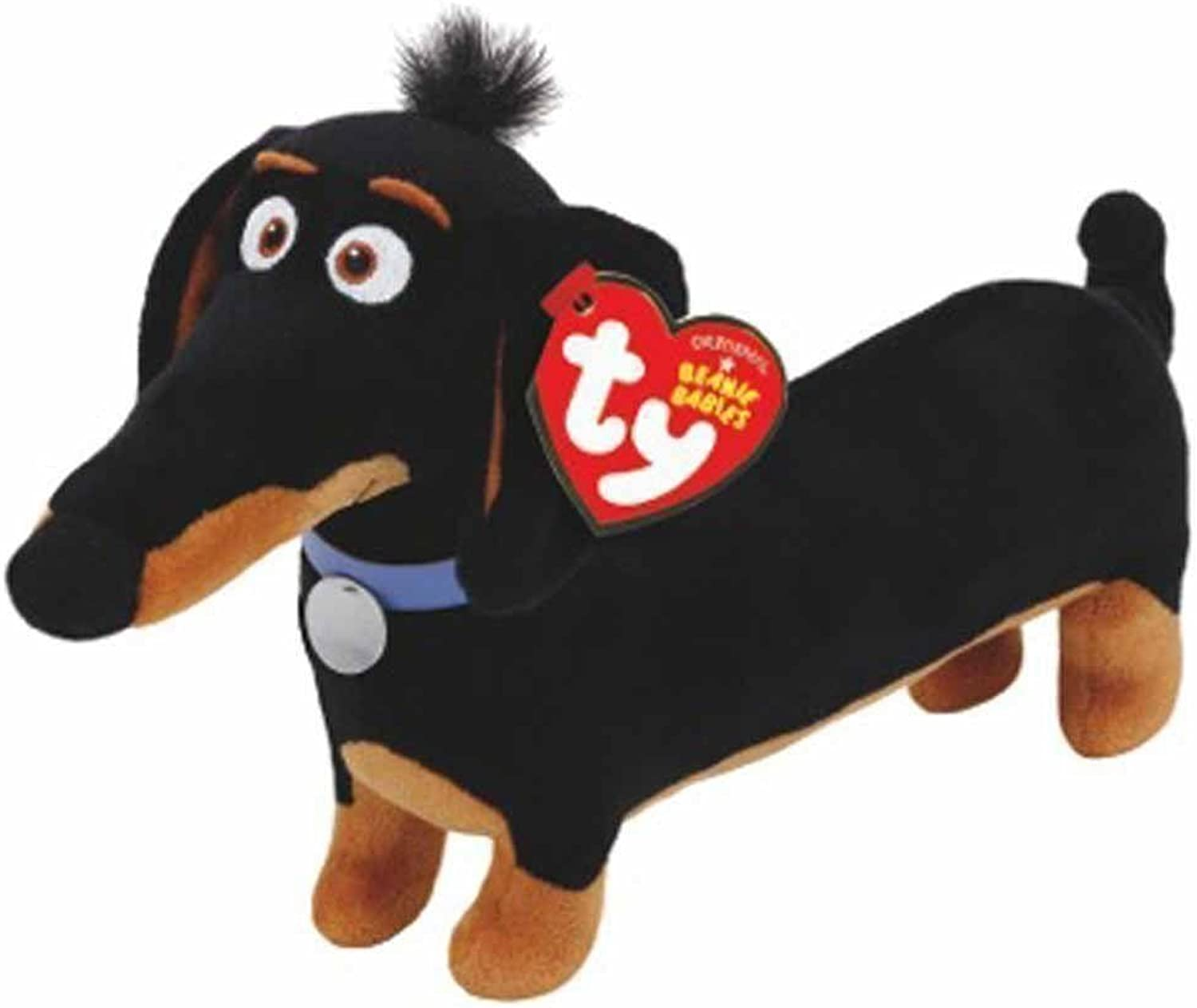 Unbrand TY Beanie Babies The Secret Life of Pets Buddy 11 Plush Toy ( New) Licensed