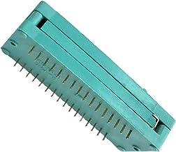IC Test Socket Holder 2.54mm 32P IC Socket ZIF Socket Connector Groen
