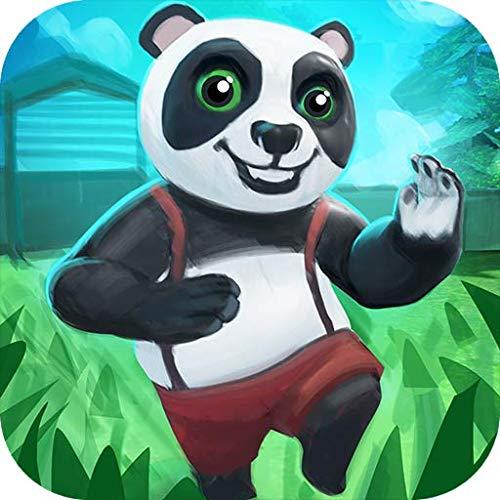 Panda Beligerante - Guru de Artes Marciais 3D