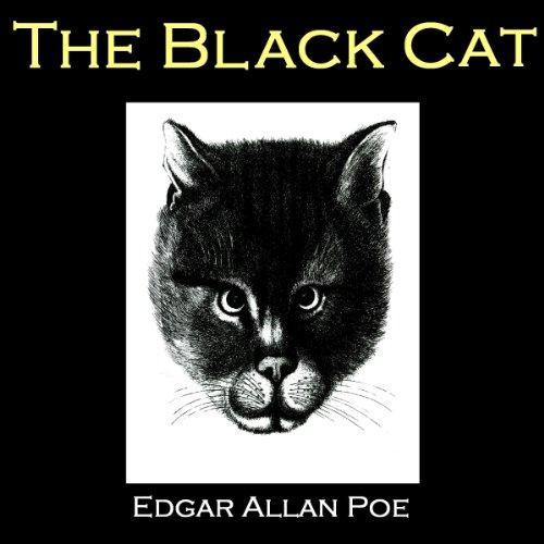 The Black Cat audiobook cover art