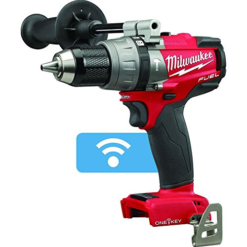 Milwaukee 2704-20 M18 FUEL 1/2' Hammer Drill/Driver (Bare Tool)-Peak Torque = 1,200