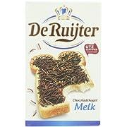 Deruyter Chocoadehagel Melk(Milk Chocolate Sprinkles), 14-Unzen-Boxen 400 g (3er Pack)