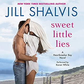 Sweet Little Lies audiobook cover art