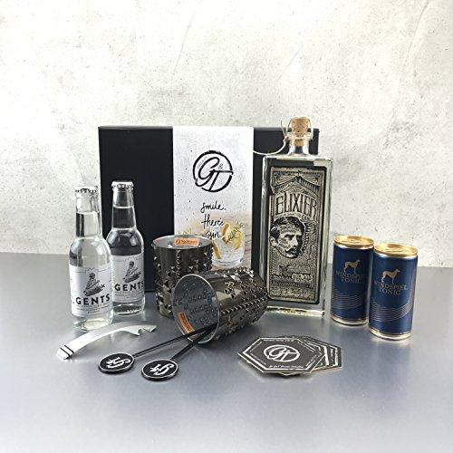 Elixier Gin & Tonic Geschenkset