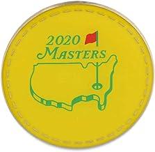 2020 Masters Golf Tournament Ball Marker Augusta National Golf Club