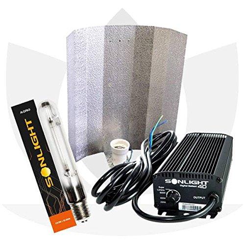 Sonlight Kit Illuminazione Indoor Elettronico Agro 600w