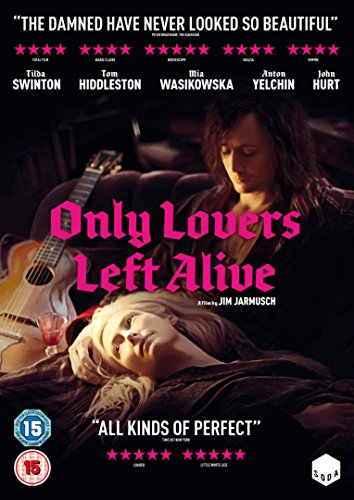 Only Lovers Left Alive [DVD-AUDIO]
