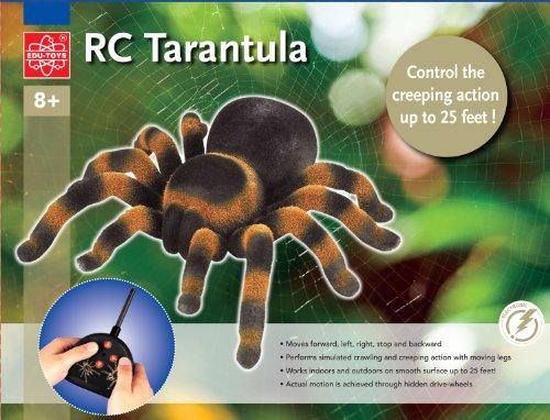 EDU-Toys RC Tarantula XXL Riesenspinne mit Fernsteuerung