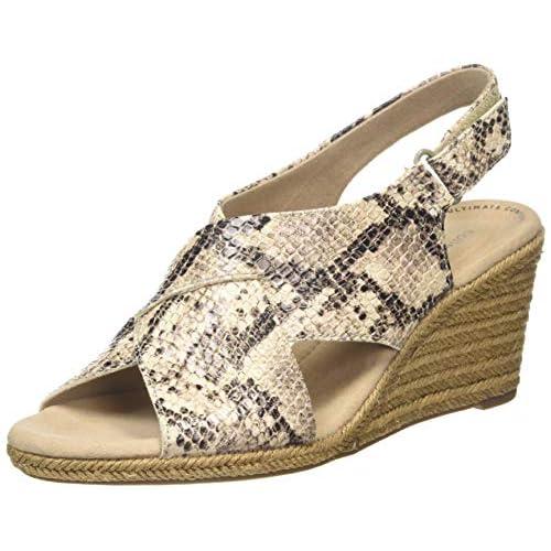 Clarks Lafley Alaine, Zapatos de Talón Abierto Mujer a buen precio