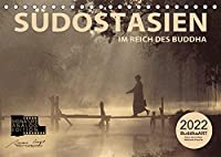 SUeDOSTASIEN Im Reich des Buddha (Tischkalender 2022 DIN A5 quer): Im Reich der guten Geister (Monatskalender, 14 Seiten )