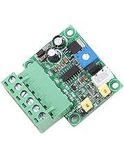 Voltaje Analógico a Convertidor de Señal PWM 0-5V / 0-10V Voltaje de Entrada Analógica a 0-100% Señal PWM Módulo Convertidor 2KHZ-20KHZ