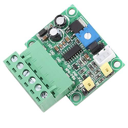 Konverter Modul von Spannung zu Signal PWM zu Frequenz des Signals PWM 2KHZ-20KHZ, Konverter 0-5V / 0-10V analoge Eingangsspannung bei 0-100% PWM Signal