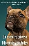 Un cachorro en casa: Educación y cuidados (Guias de adiestr